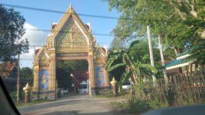 Port till apornas tempel