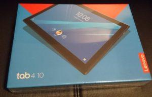 Lenovo Tab 4 10 istället för äppelskruttet jag har nu!