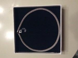 Så otroligt fint halsband!