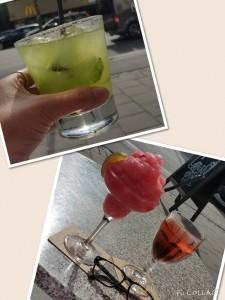 Goda och kalla drinkar